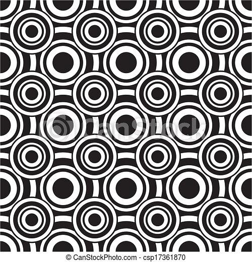 Circle pattern - csp17361870