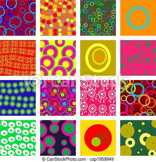 circle tiles - csp1959949