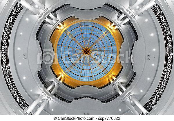 Circle window - csp7770822