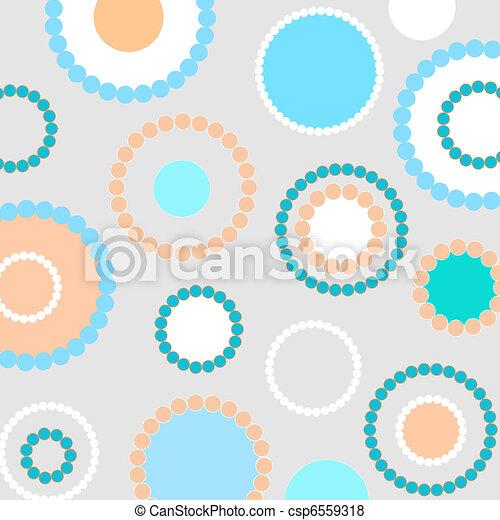Circles pattern - csp6559318