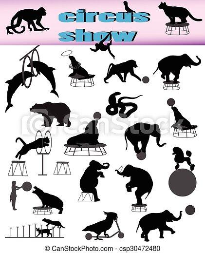 circo, mostra - csp30472480