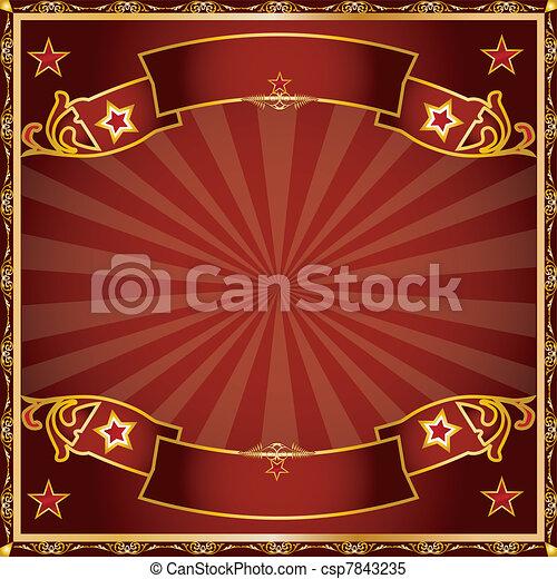 Un gran circo - csp7843235