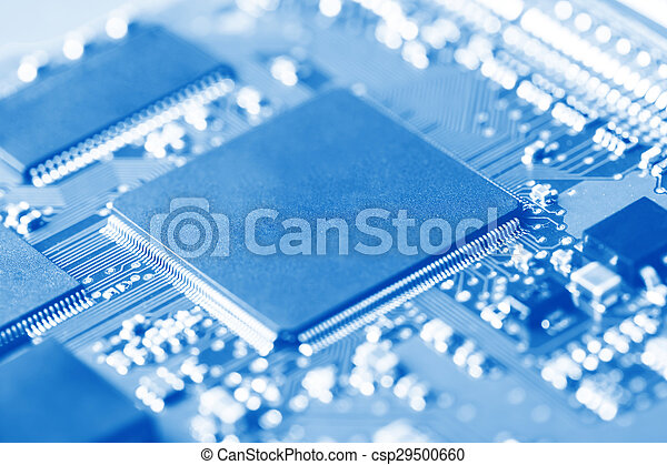 Circuit board background - csp29500660
