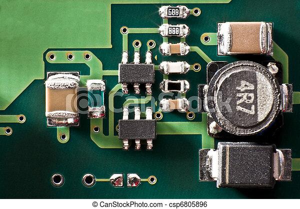 circuit board one - csp6805896
