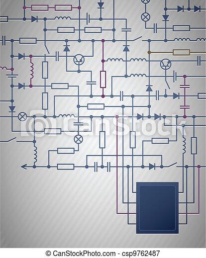 Circuit diagram - csp9762487