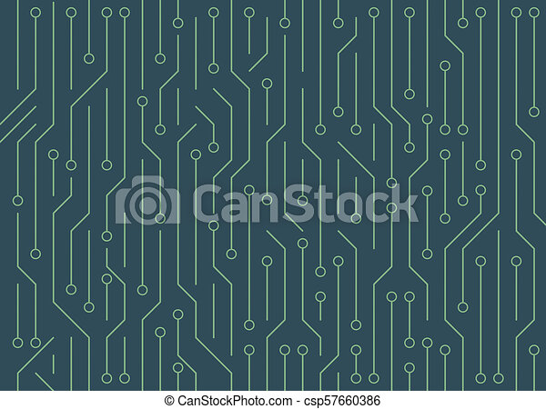 circuit, model, abstract, board., achtergrond, high-tech, technologie, texture., illustration. - csp57660386