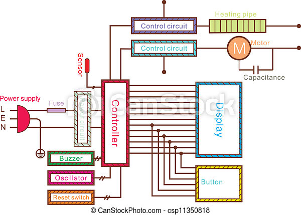 Circuit Schematic Diagram