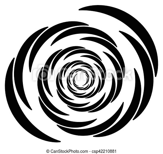 circular element with random radiating lines radial circles rh canstockphoto com random objects clipart random clip art pictures