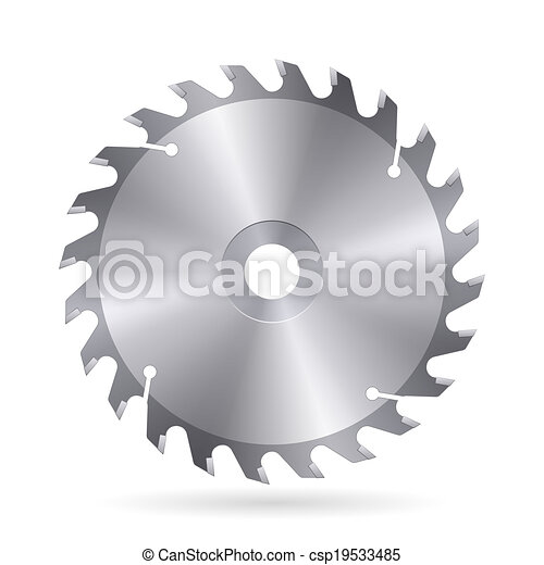 Circular saw blade - csp19533485