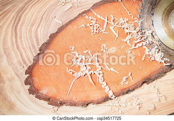 Glulam Abstraction >> Circular Saw Wood Texture Abstraction