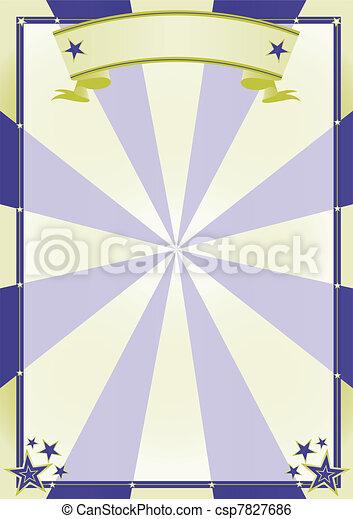 circus background2 - csp7827686