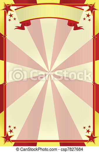 circus background3 - csp7827684
