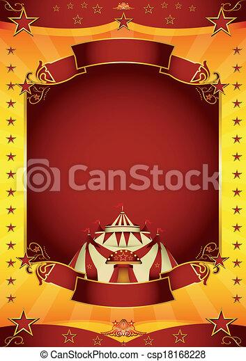 circus carnival - csp18168228