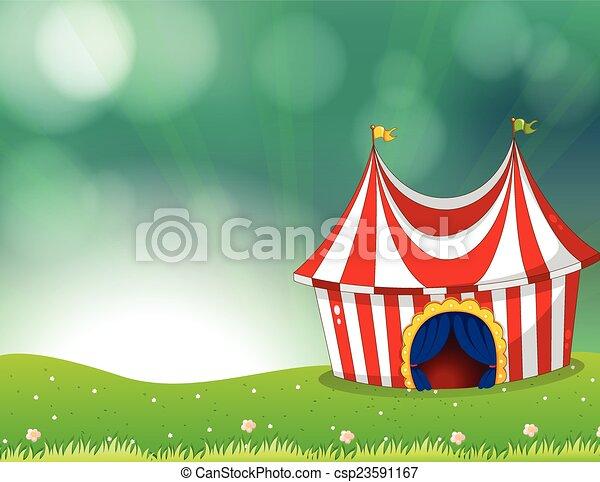 circus - csp23591167