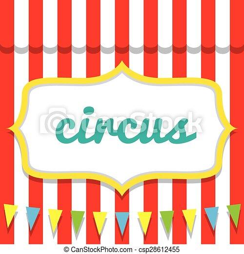 Circus. - csp28612455