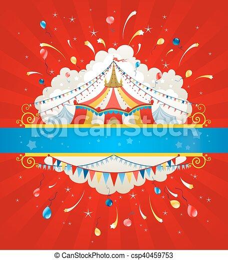 Circus - csp40459753
