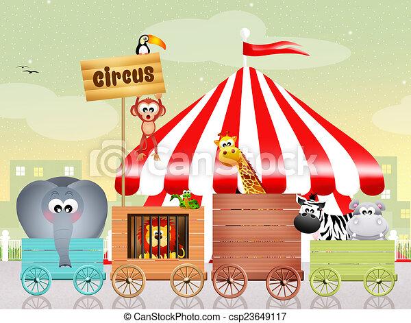 circus - csp23649117