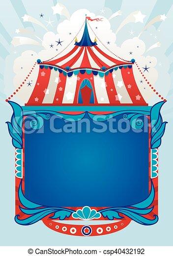 Circus - csp40432192