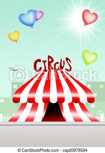 circus - csp20978594