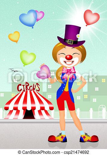circus - csp21474692