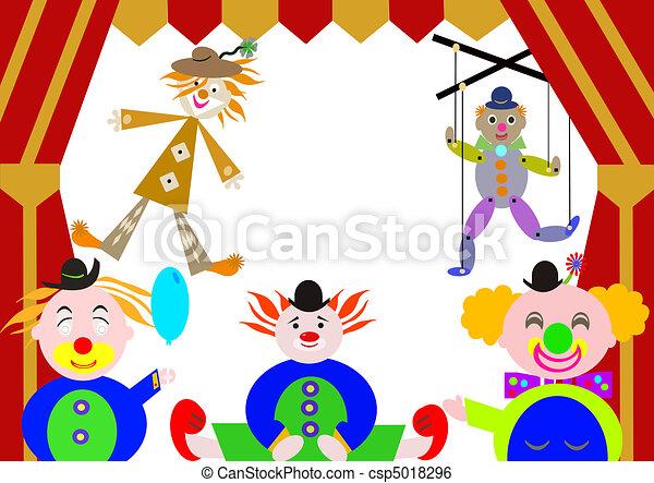 circus - csp5018296