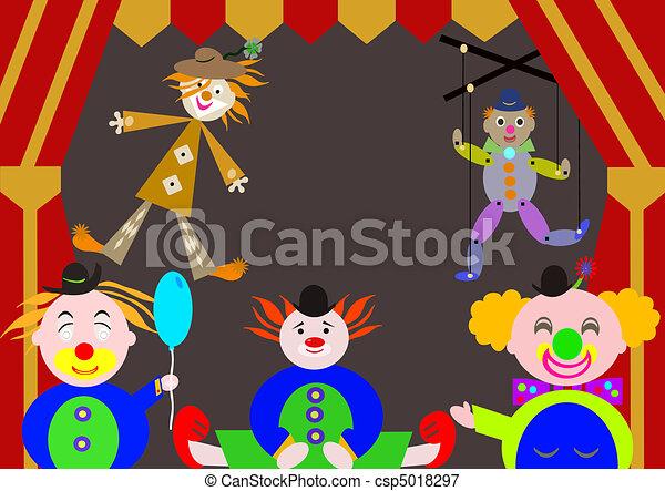 circus - csp5018297