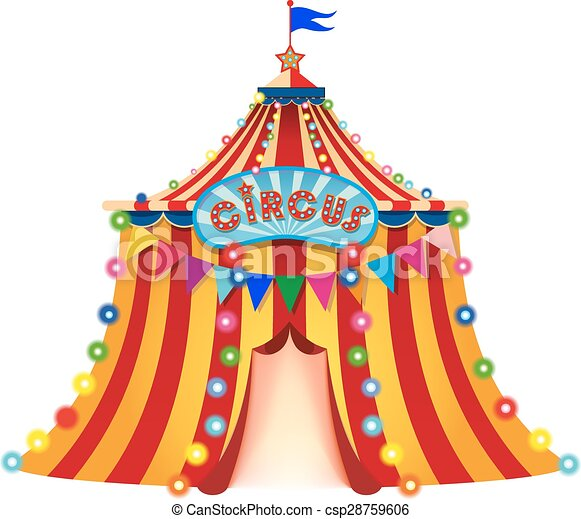 Circus 28759606 on Autumn Word Search