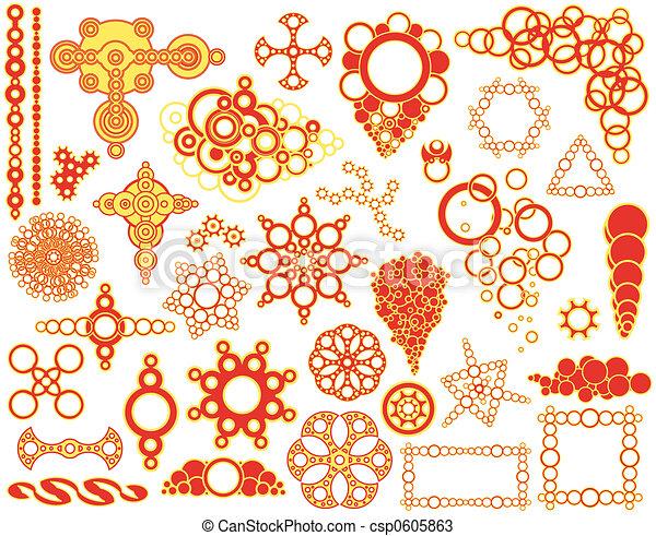 cirkel, communie - csp0605863