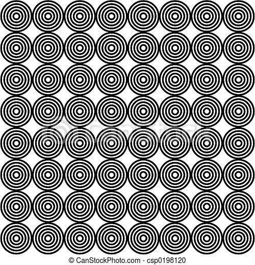 cirkels, behang, - - csp0198120