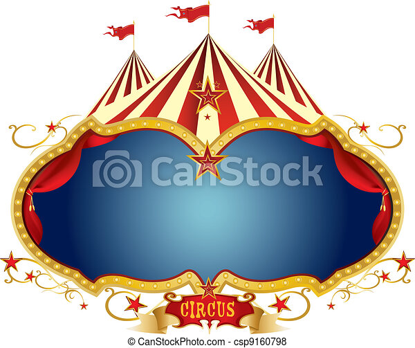 cirque, signe - csp9160798