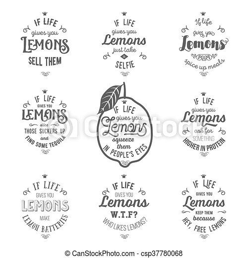 citation, motivation, citrons, sur - csp37780068