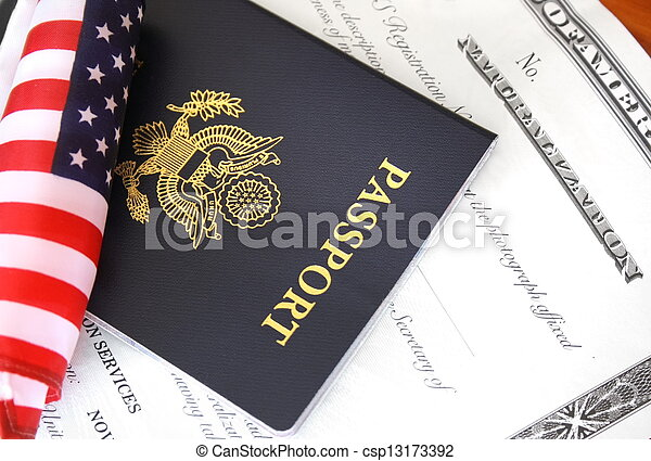 Citizenship documents - csp13173392