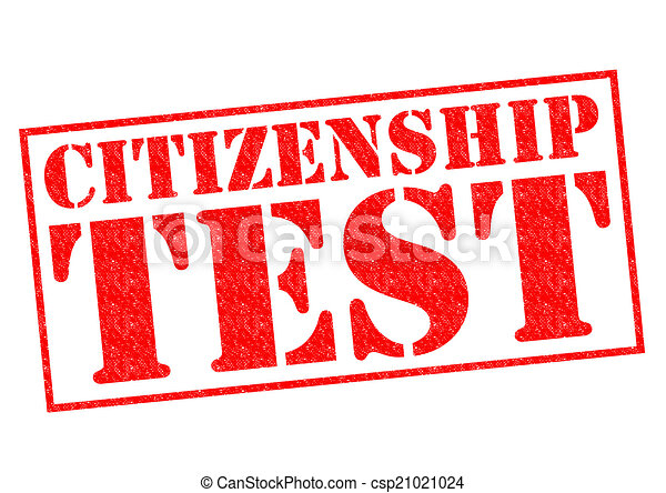 citizenship test red rubber stamp over a white background clip art rh canstockphoto com text clip art creator text clip art generator