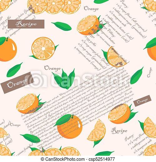 citrus fruit yellow orange - csp52514977