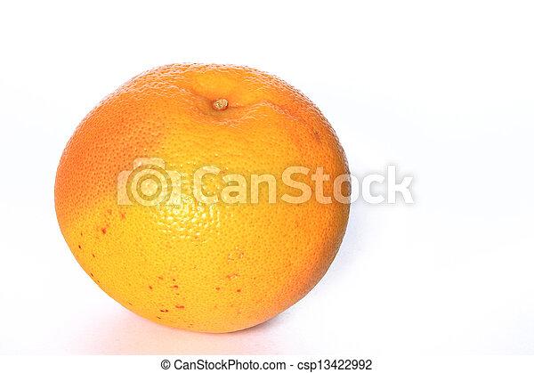 Grapefruit (Citrus aurantium) - csp13422992