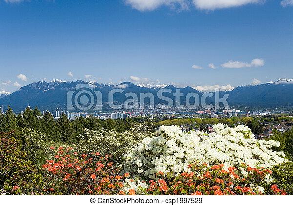 città, vancouver - csp1997529
