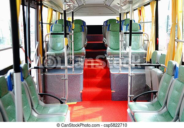 city bus - csp5822710