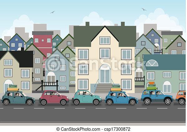 City car. - csp17300872