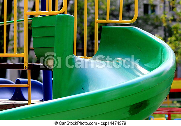 city children's Playground - csp14474379