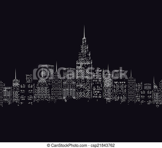 city - csp21843762
