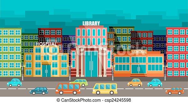 City - csp24245598