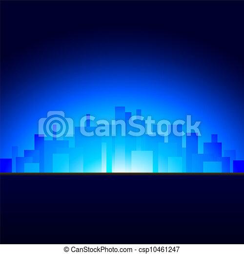 City - csp10461247