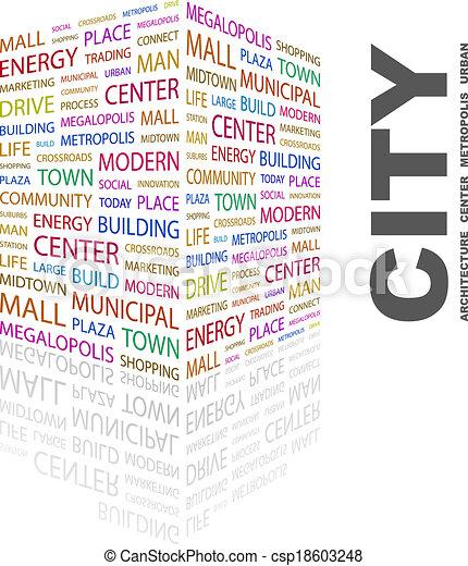 CITY. - csp18603248