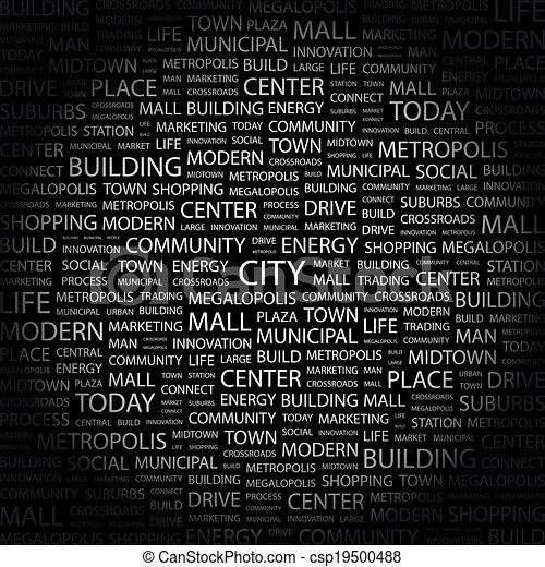 CITY. - csp19500488