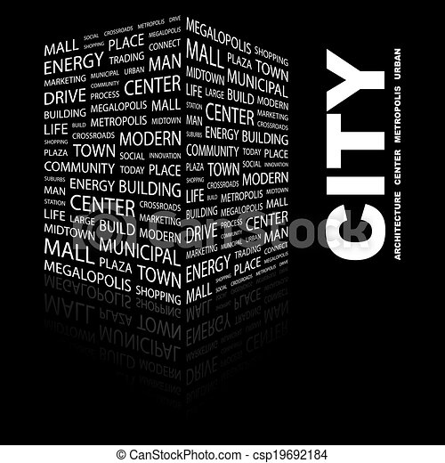 CITY. - csp19692184