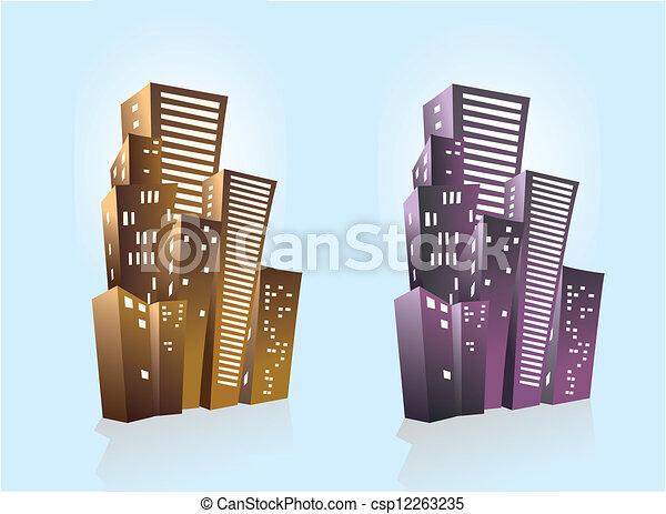 City - csp12263235