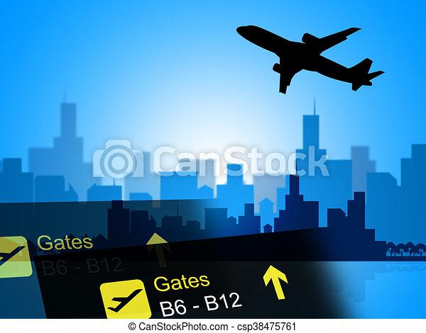 City Flight Schedule