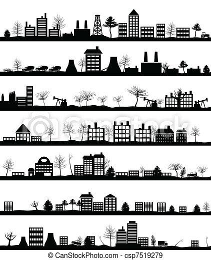 City landscape - csp7519279