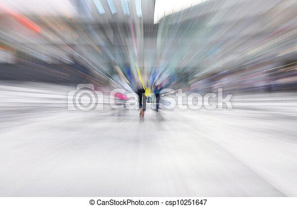 City life - csp10251647
