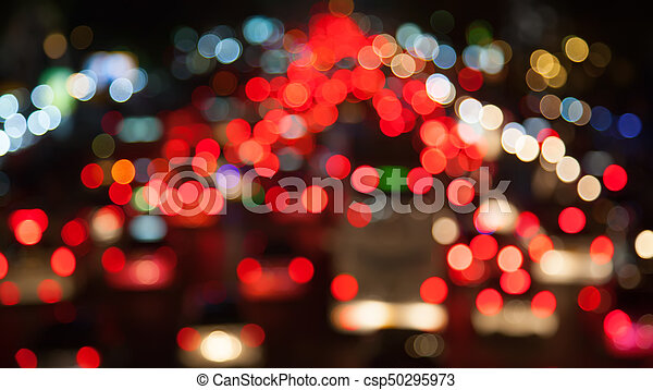 City lights - csp50295973